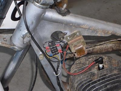 bultaco wiring repair machine Bultaco Exhaust