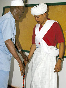 Obama-Muslim?