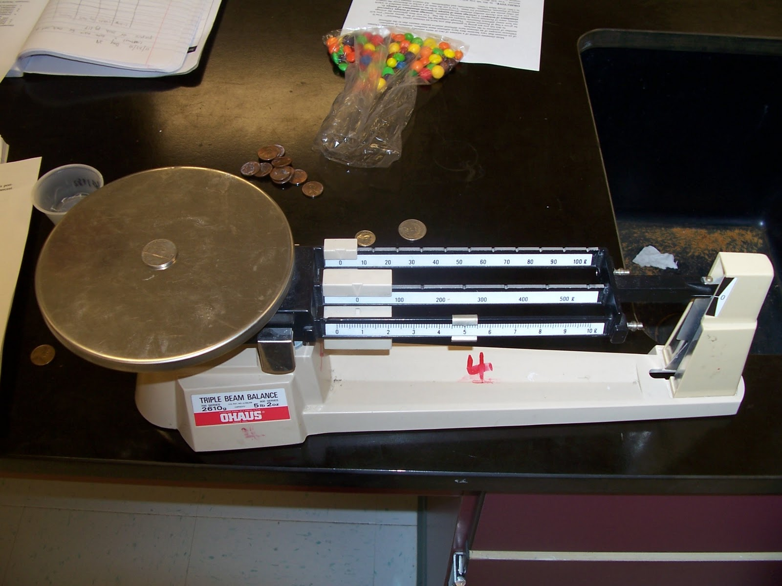 Svhs Chem29 The Pennium Lab
