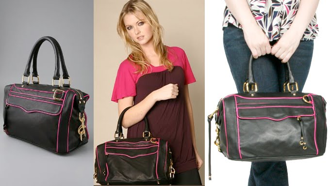 Rebecca Minkoff S Handbags Are Being Picked Up By The Young Hollywood Set Models And Socialites Best Known Bag Featuring Lush