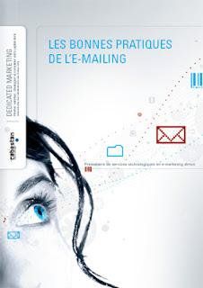 """Ebook gratuit """"Les bonnes pratiques de l'emailing"""" 3"""