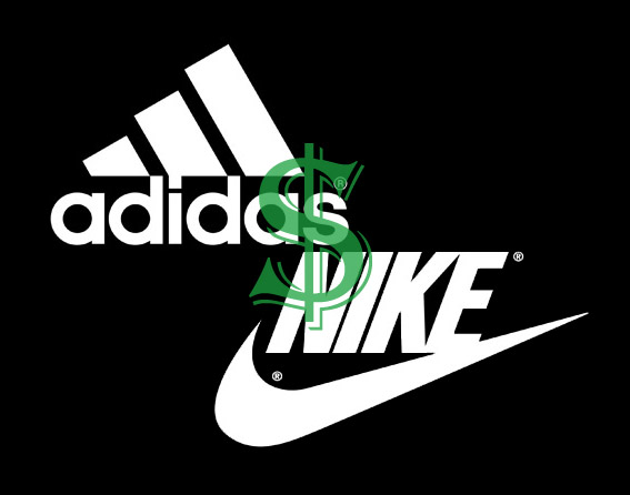 icemagazine: Adidas and Nike Compete for the London 2012 ...
