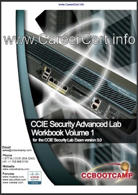 Ccie security Advanced