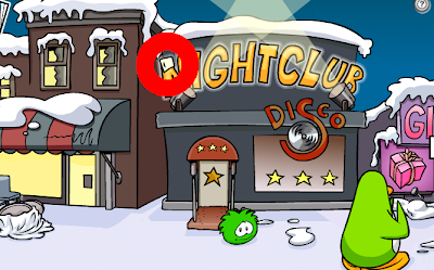 Club Penguin Cheats Mission 8