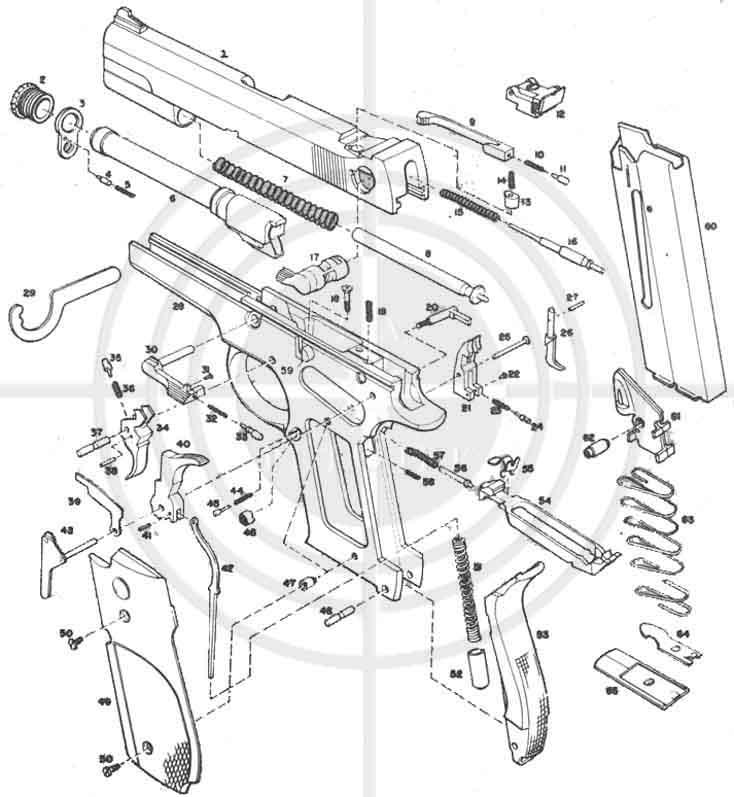 M52 Pistole