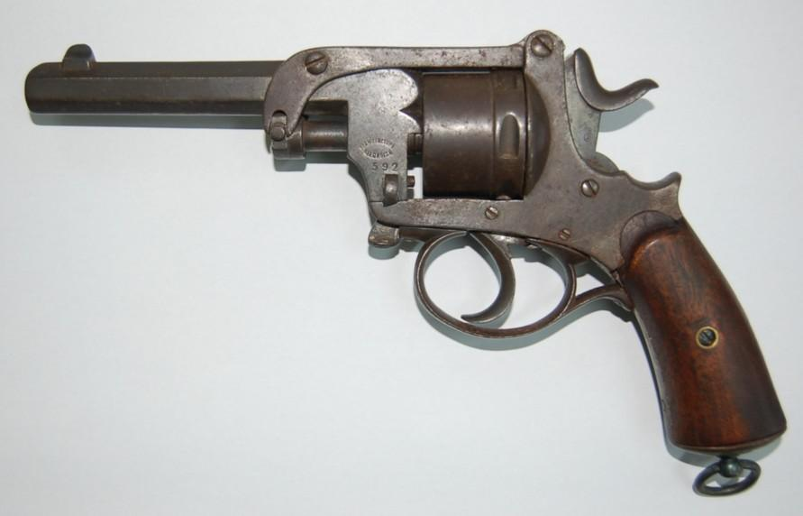 Armas de Fuego: 4/01/09 - 11/01/09