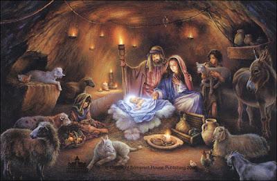 Resultado de imagen para niño jesus en el pesebre