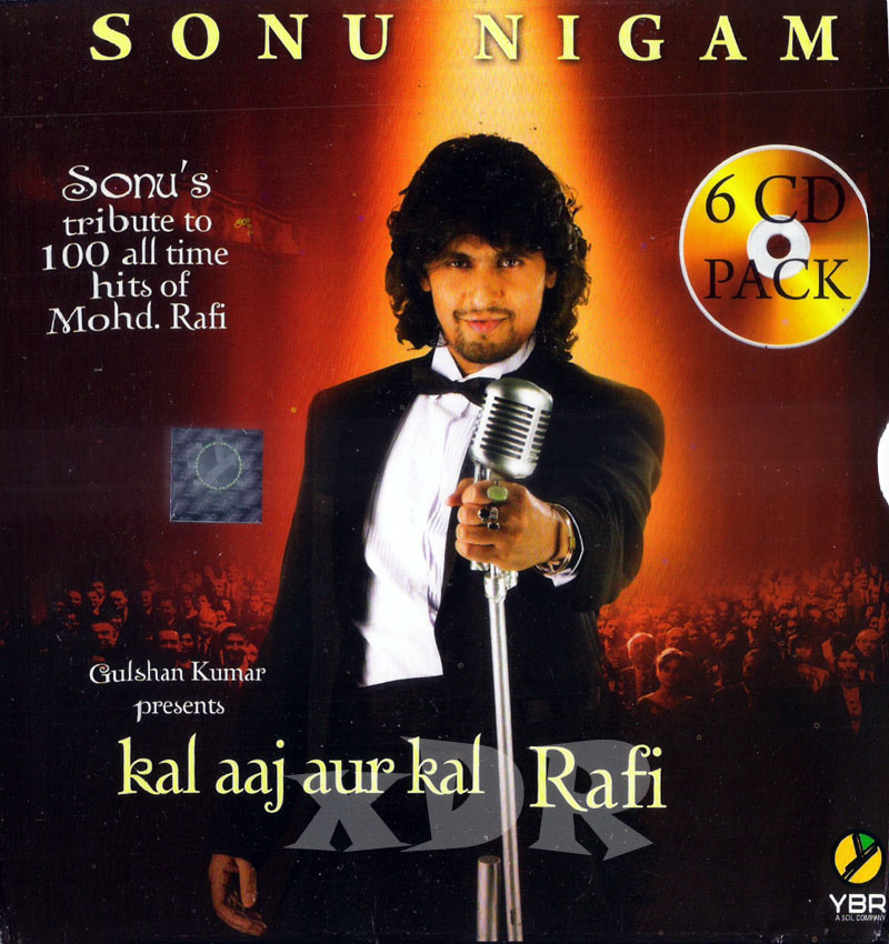 Ye Iahq Nhi Asaan By Aonu Nigam: The Legend: 2008-09-07