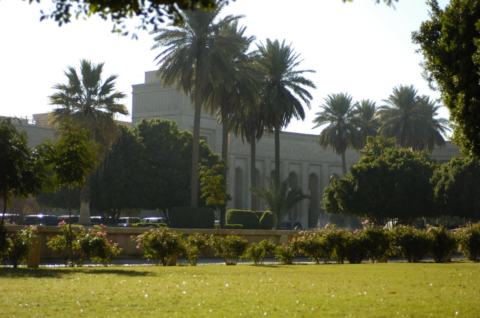 Republican Palace, Iraq