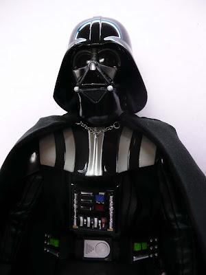 Toyhaven Darth Vader 12 Figure By Medicom