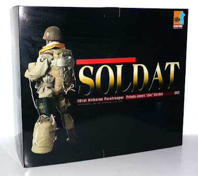 Soldat Paratrooper Ration Set 1//6 Scale Toy WWII