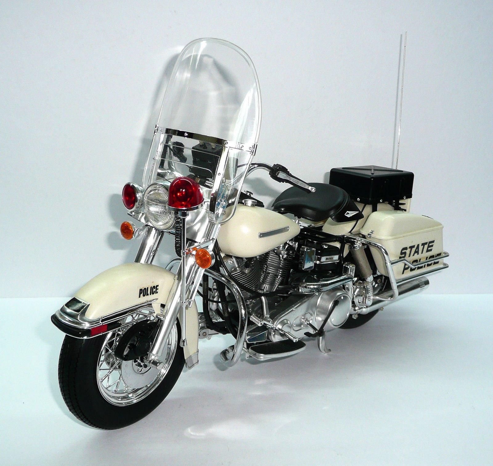 1988 Harley-Davidson Police Bike