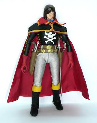 SPACE PIRATE CpT HARLOCK - Captain Harlock (Albator) - (RAH 005 ) Captainharlock1