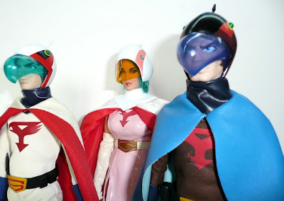 toyhaven: Gatchaman - Battle of the Planets - G Force