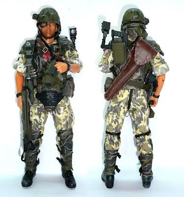 1//6 Hot Toys Aliens USCM BDU