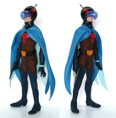toyhaven: Gatchaman - Battle of the Planets: Jason (Falcon)