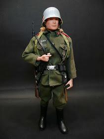Action Man German Stormtrooper Stick Grenade