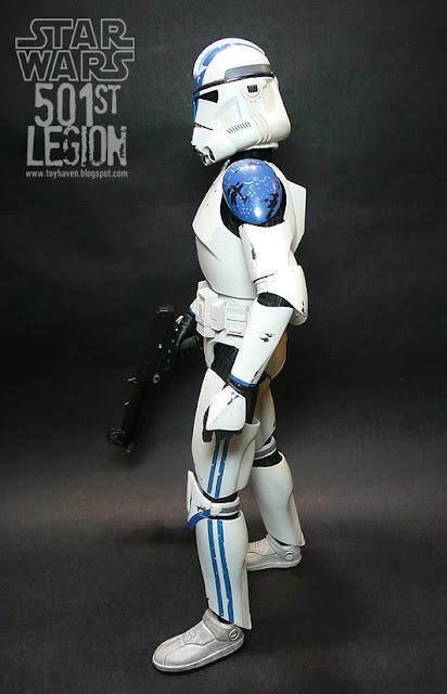 Toyhaven Sideshow 501st Legion Vader S Fist Clone