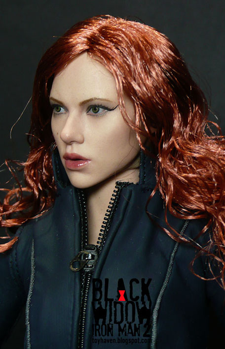 Miraculous New Hot Toys Iron Man 2 Black Widow Scarlett Johansson Avengers 1 Short Hairstyles For Black Women Fulllsitofus
