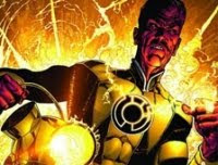 Sinestro main villain of Green Lantern 2?