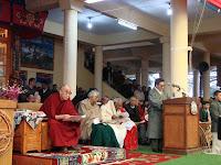 Dalai+Lama+Birthday+72 - Buda um yogue indiano