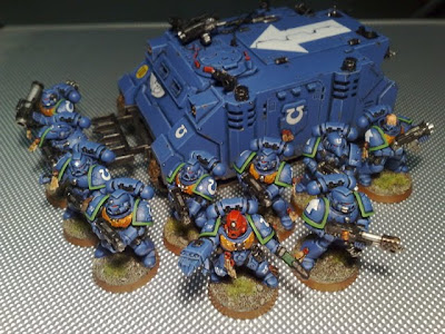 Ultramarines Army 4th Company: 4t...