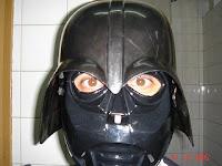 Darth Vader en primer plano