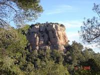 Montículos rocosos
