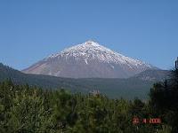 El Teide majestuoso