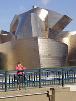 Guggenheim, Bilbao, Pais Vasco, Spain