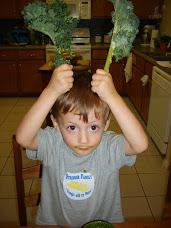 Kale Horns