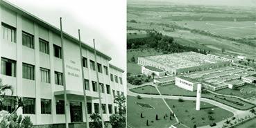 Casa Publicadora Brasileira em Santo André (de 1907 a 1985) e em Tatuâ width=
