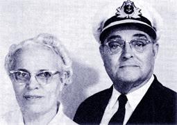 Leo e Jessie Halliwel, os missionários do Amazonas