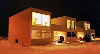 case in legno, energia, rendimento energetico