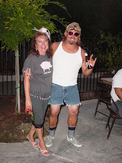 Are you having or attending a White Trash Party and looking for white trash party ideas? This post has costume, decor, and food ideas!