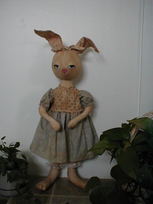 Meet Iris the Locust Street Bunny