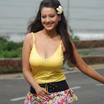 Madalasa Sharma Hot Stills From Alasyam Amrutham Telugu Movie