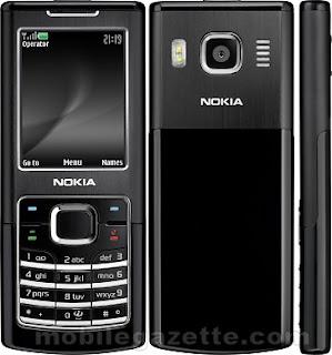 Nokia 6500 - classic