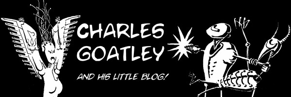 Charles Goatley and his little blog