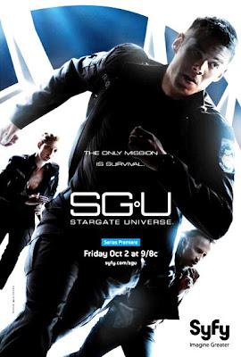 Stargate Universe Promo Poster