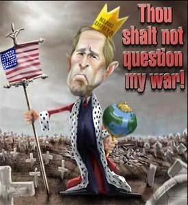 law play king democrats large majority advance platform bush impeached
