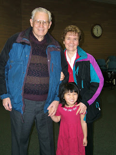 Grandma, Grandpa & Ruthann