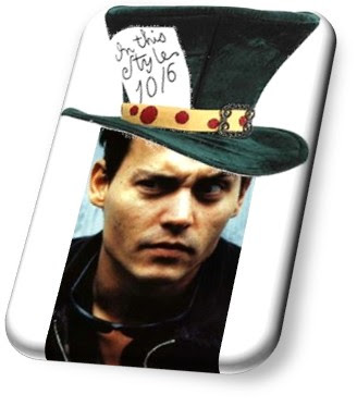 Johnny Depp has accepted the role of The Mad Matter in Tim