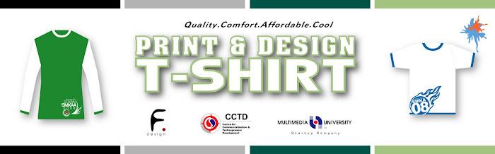 Print & Design T-Shirt