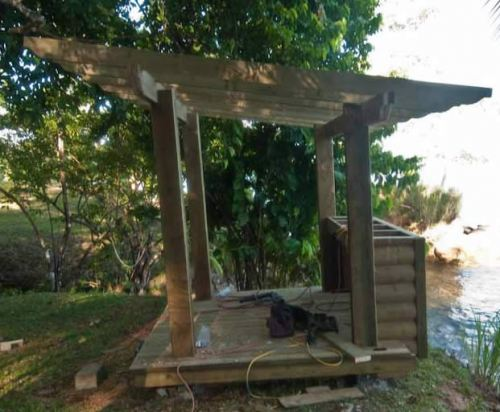 How To Build A Fish Cleaning Station Out Of Wood