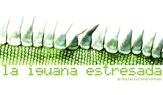 la iguana estresada