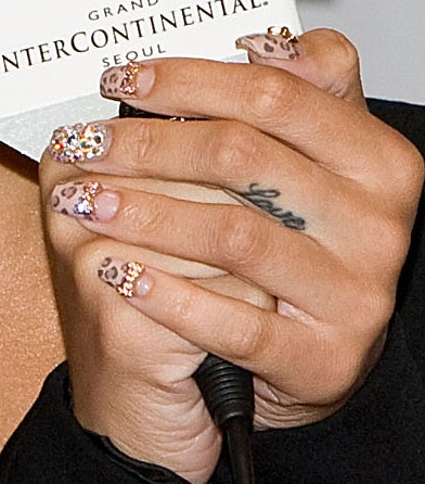 Rihanna Nail Designs   Joy Studio Design Gallery - Best Design