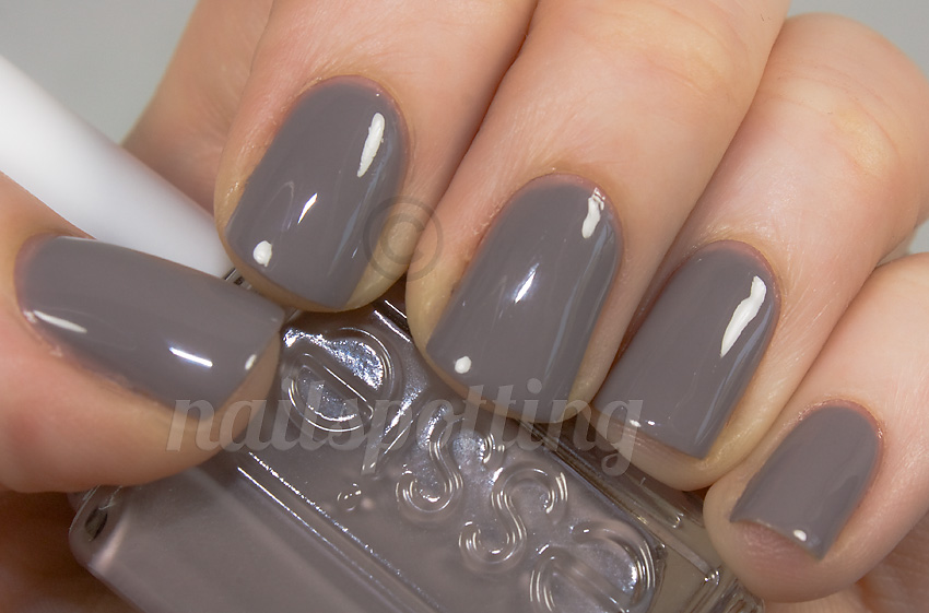 Grey Brown Color Nails – Articleblog info