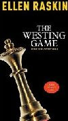 Book Cover of The Westing Game by Ellen Raskin