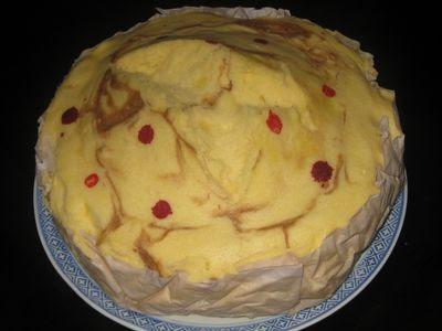 My Mom's Steamed Egg Cake ( Kueh Nee Gor) | Beachloverkitchen